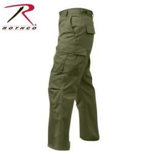 Rothco Tactical BDU Pants - 7838-C1 - Olive Drab