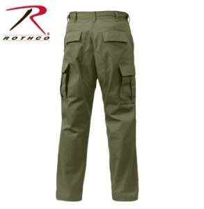 Rothco Tactical BDU Pants - 7838-D1 - Olive Drab