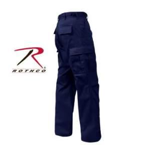 Rothco Tactical BDU Pants - 7885-B - Navy Blue