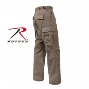 Rothco Tactical BDU Pants - 7901-B - Khaki