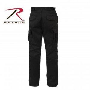 Rothco Tactical BDU Pants - 7971-D - Black
