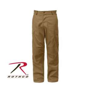 Rothco Tactical BDU Pants - 8522-A2 - Coyote Brown