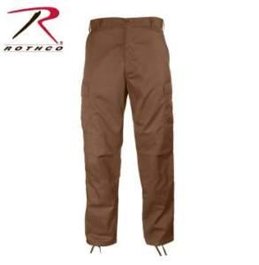 Rothco Tactical BDU Pants - 8578-A1 - Brown