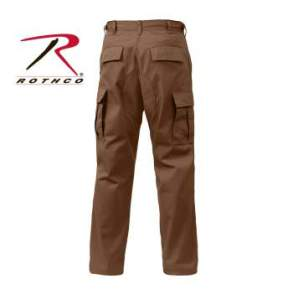 Rothco Tactical BDU Pants - 8578-D1 - Brown