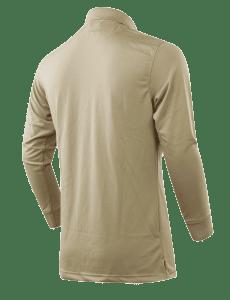 TRU-SPEC - Long Sleeve Performance Polo - Silver Tan - 4478B