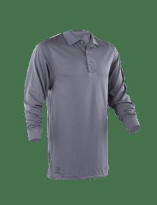 TRU-SPEC - Long Sleeve Performance Polo - Steel Grey - 4557F