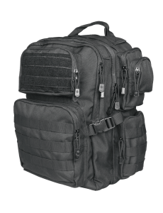 TRU-SPEC - Tour Of Duty Lite Backpack - Black - 4811F