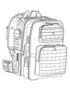TRU-SPEC Tour of Duty Backpack - 4800