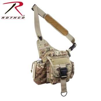 Rothco Advanced Tactical Bag - 2538-A1-MultiCam