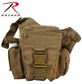 Rothco Advanced Tactical Bag - 2638_Coyote_Front-HR1