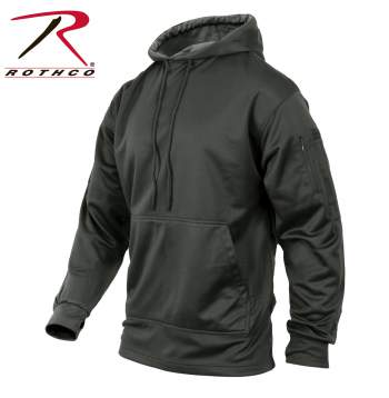 Rothco Concealed Carry Hoodie - 2075-B2-Grey