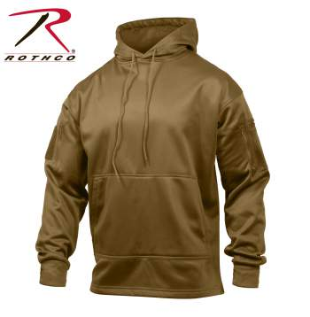 Rothco Concealed Carry Hoodie - 2081-A1-Brown