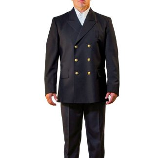 Anchor Uniform Double Breasted Class A Dress Uniform Coat 211PY