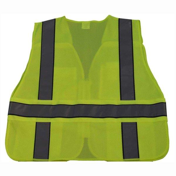 Petra Roc - Hi-Viz Safety Vest - LV2-BPSV-back
