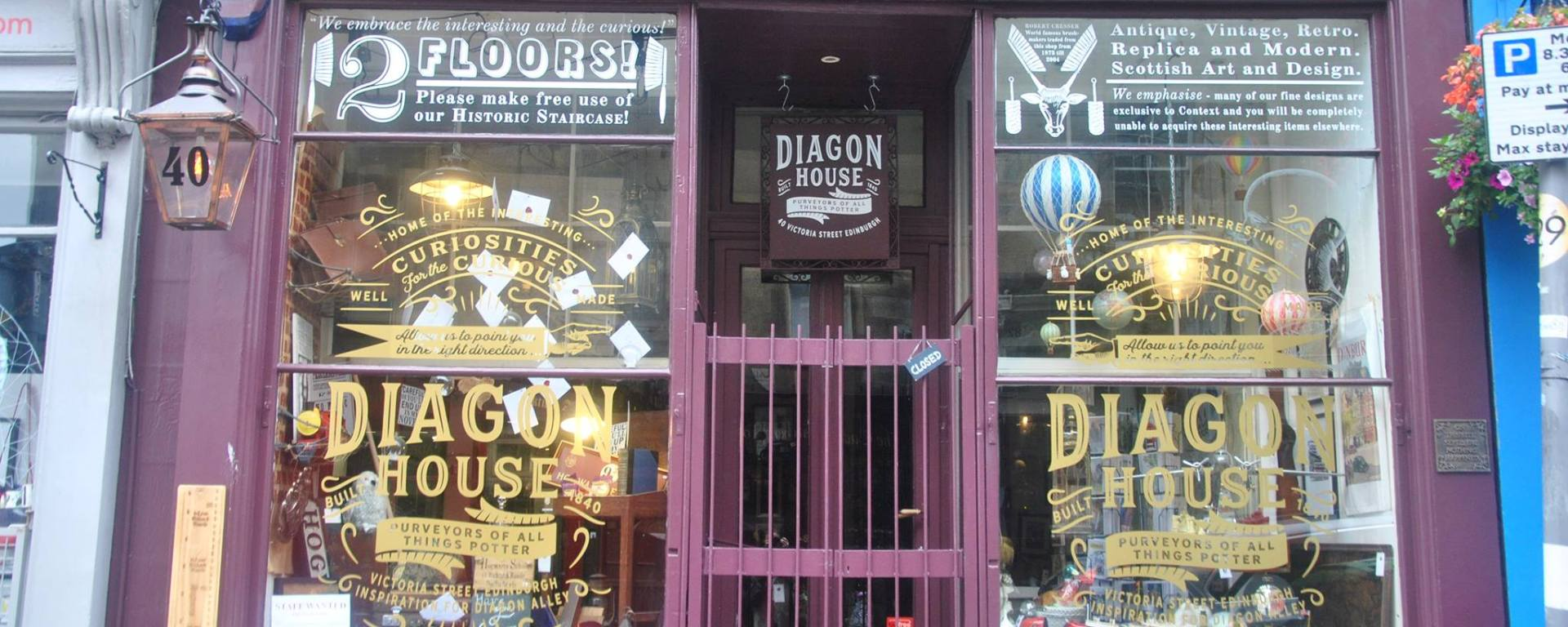 , Eight places all Harry Potter fans should visit in Edinburgh