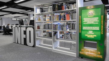 , Pot Noodle launches world's first ever revision powered vending machine