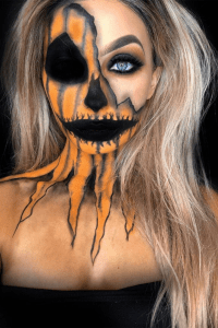 The Best Face Paint Ideas For Halloween 2019 Unifresher