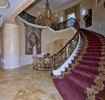 Adrienne Maloof staircase