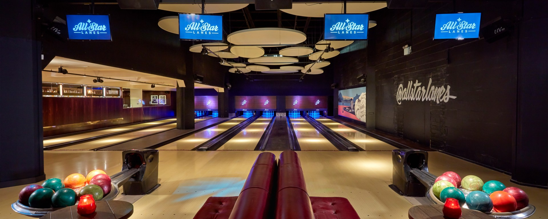 free bowling in London
