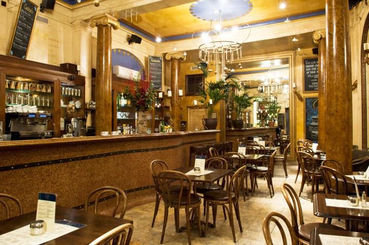 The Grand Cafe, Ocford