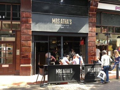 Mrs Atha's Liverpool Cafe