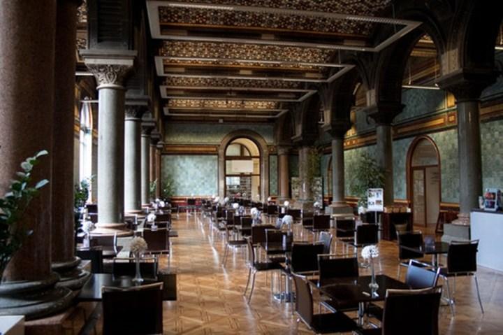 Tiled Hall Cafe Liverpool