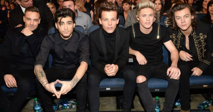 The richest stars from X-Factor One Direction