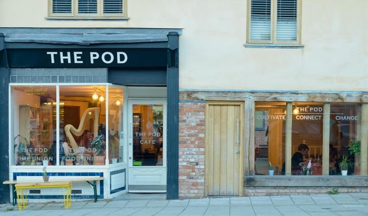 The Pod Cafe best restaurants in coventry