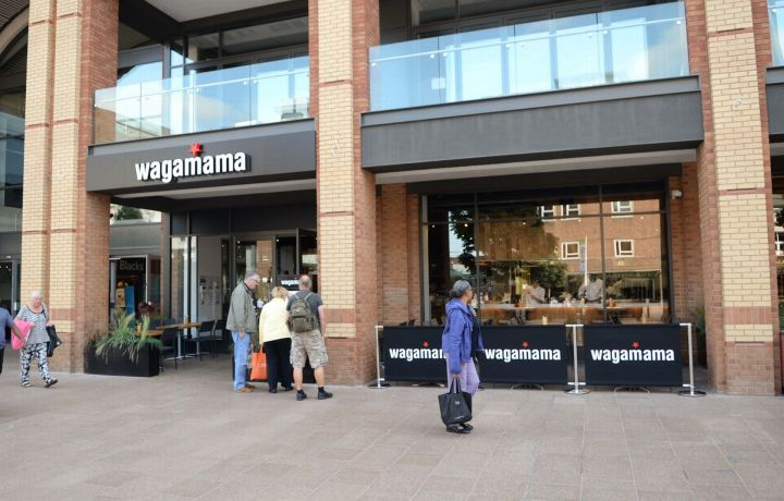 best restaurants in coventry wagamamas