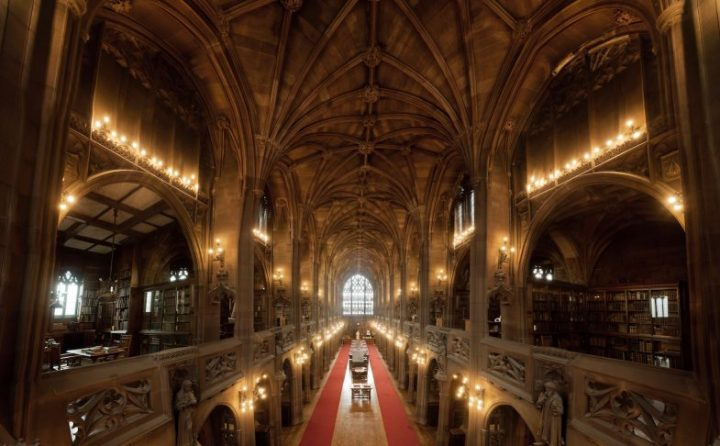 John Rylands Library Free things to do in Manchester