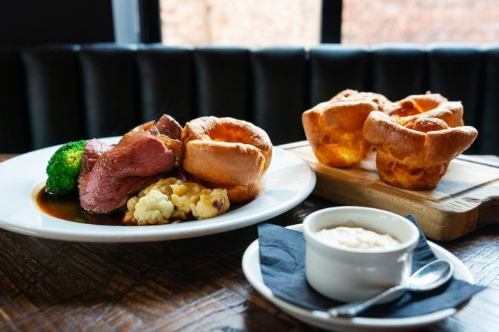 The Ginger Pig Sunday Roasts in Brighton
