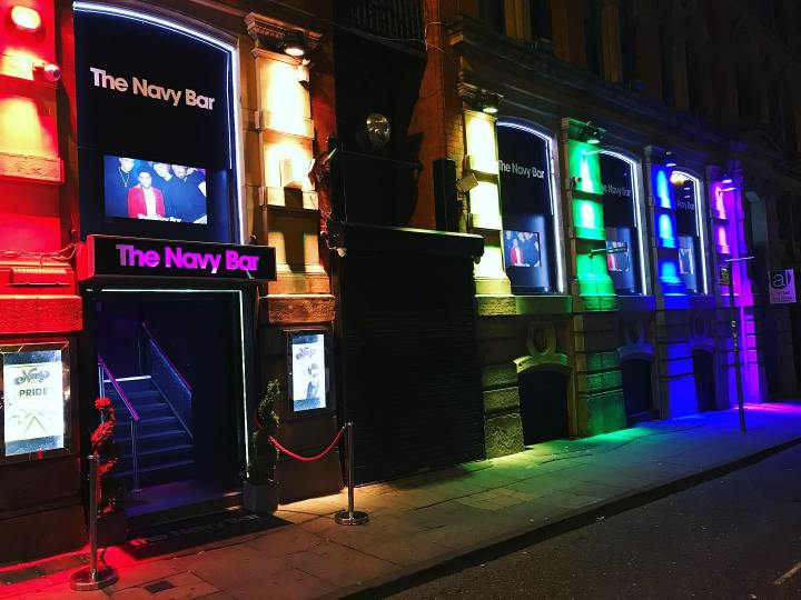 LGBT Spaces in Liverpool The Navy Bar