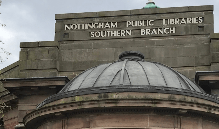 Public Libraries in Nottingham