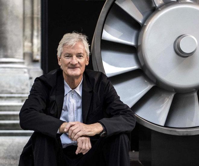 James Dyson UK billionaire