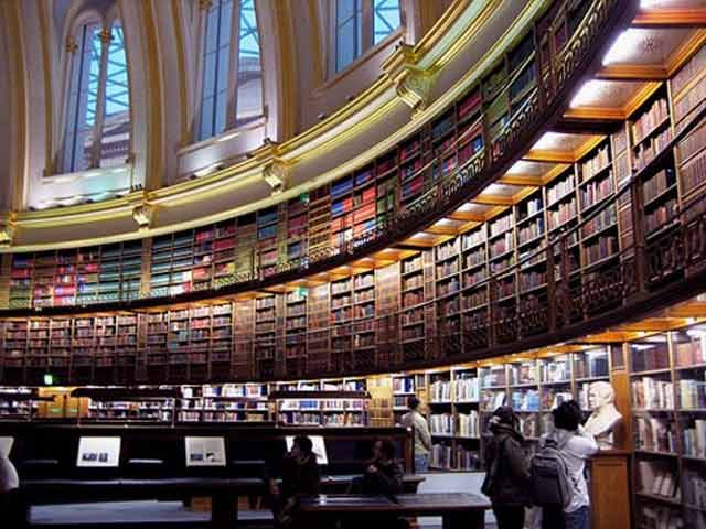 how to make friends in london library