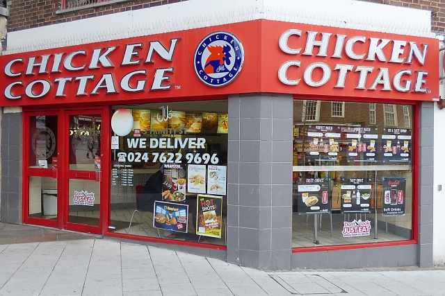 Chicken Cottage Coventry