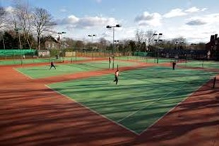 Roundhay Tennis Courts