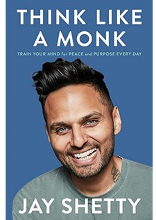 Think Like A Monk books to read in lockdown