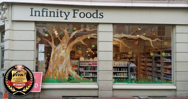Infinity Foods Brighton