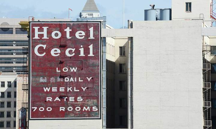 What is the Cecil hotel