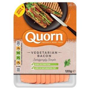 Quorn Bacon Rashers