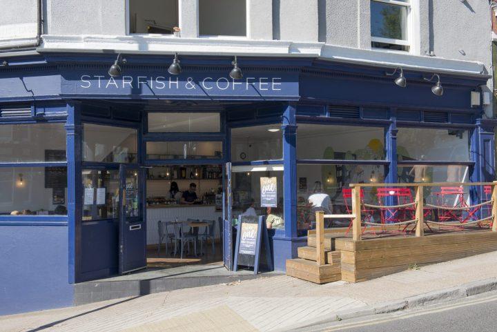 Starfish and Coffee Brighton