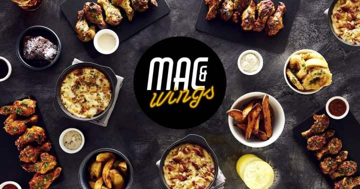 Mac & Wings London takeaway