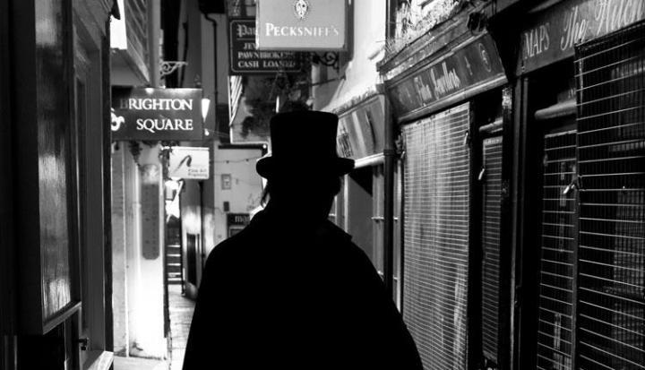 Ghost walks Brighton