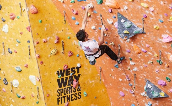 climbing centres in London