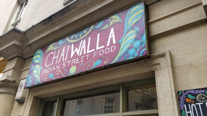 Chaiwalla indian street food bath