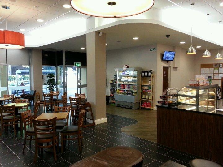 Kahawa Cafe Coventry