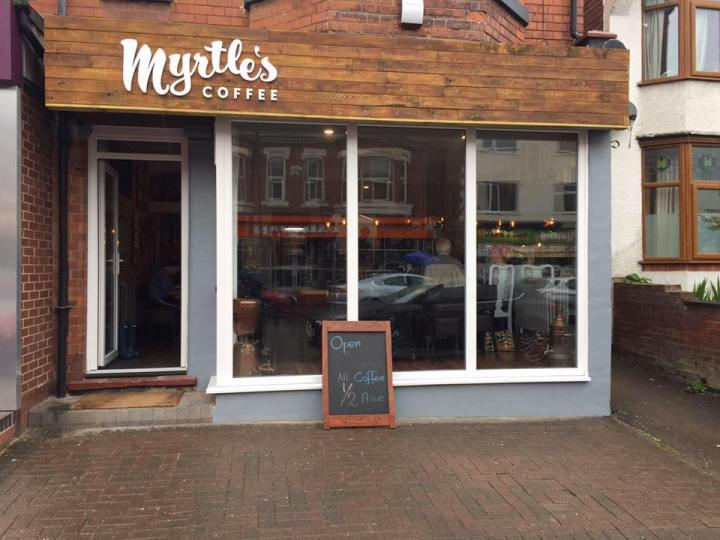 Myrtles Cafe Coventry