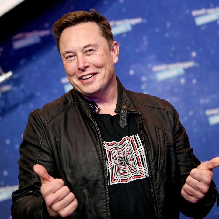 Elon Musk World Rich List
