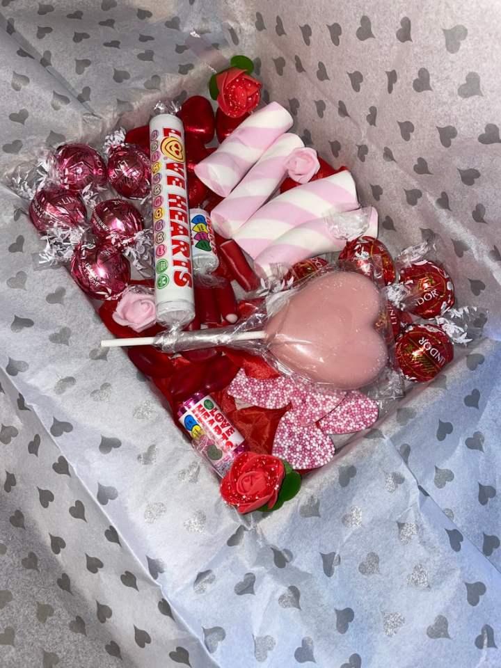 Treat Box Valentine's Day Gifts